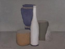 """Giorgio Morandi, """"Still life"""" (1960) (via Museo Morandi)"""