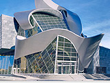 The new Art Gallery of Alberta will open in early 2010.