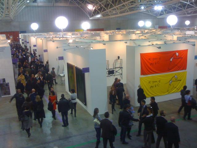 Artissima International Fair of Contemporary Art, 9-11 November 2012, Torino, Italy