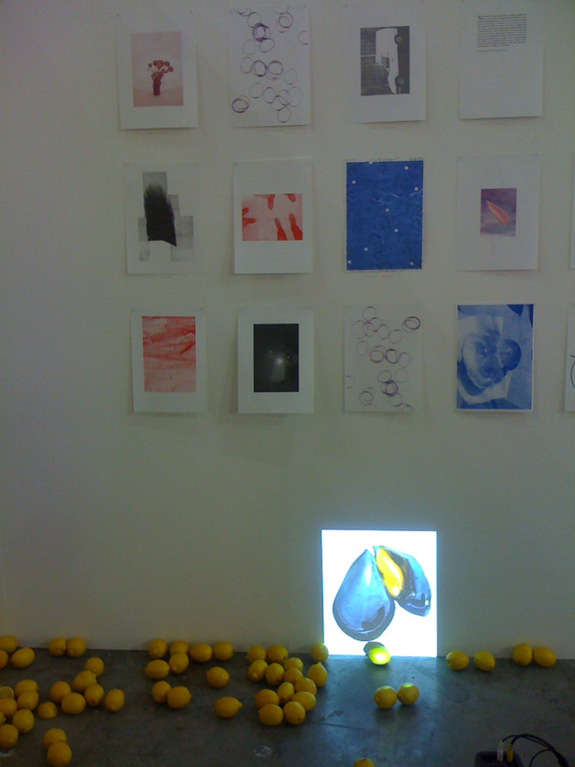 Installation view of Cripta 747 booth in Art Editions, Artissima