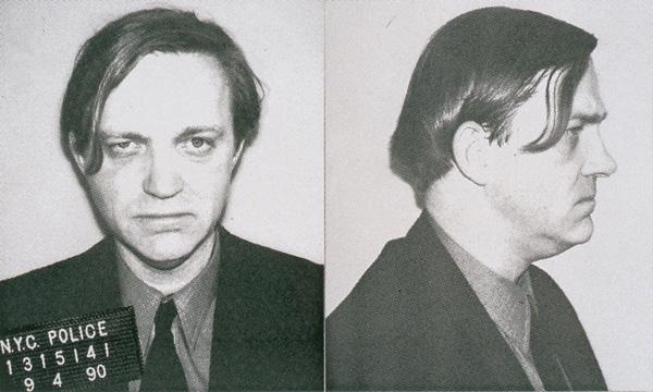 Deborah Kass, America's Most Wanted, Robert S., 1998