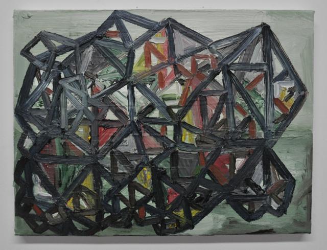 "Andrew Seto's ""Frühstük"" (nd) at Theodore Art."