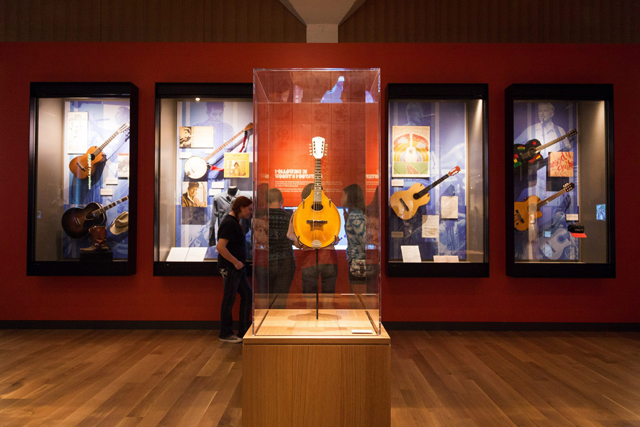 Woody Guthrie Center (photograph by Shane Brown, courtesy Woody Guthrie Center)