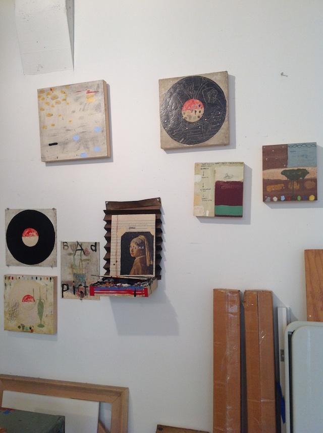 Carnwath (Studio wall) CC