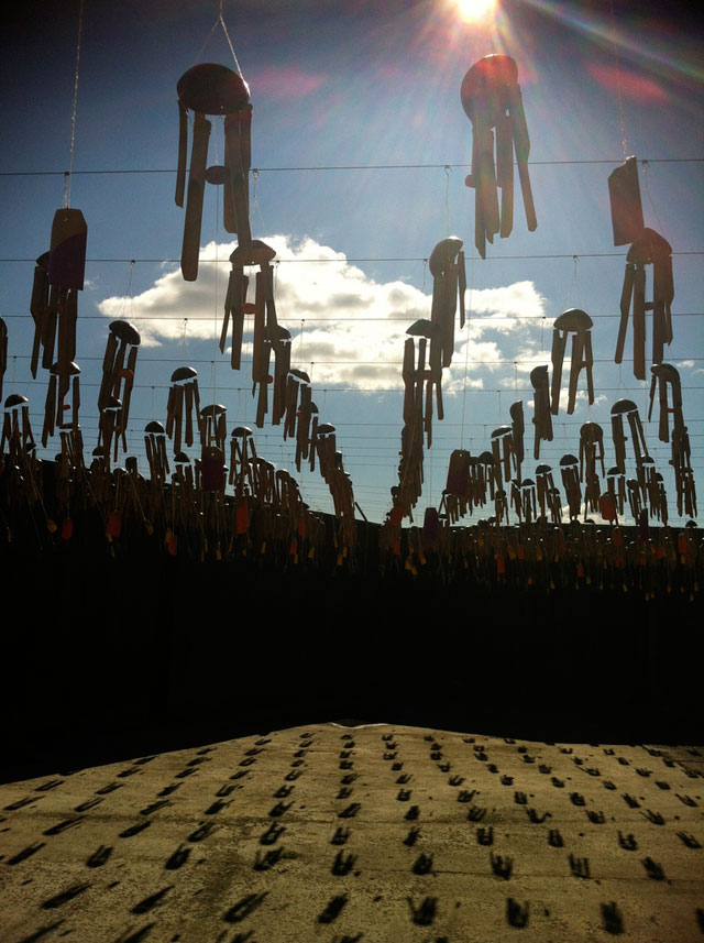 An artwork in the 2012 Biennale of Sydney (photo by Michelle Sparks, via Flickr) (click to enlarge)