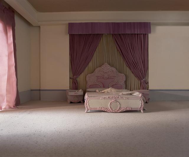 """Wafaa Bilal, """"Saddam's Bedroom"""" (2003–13)"""