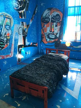 Rae's bedroom