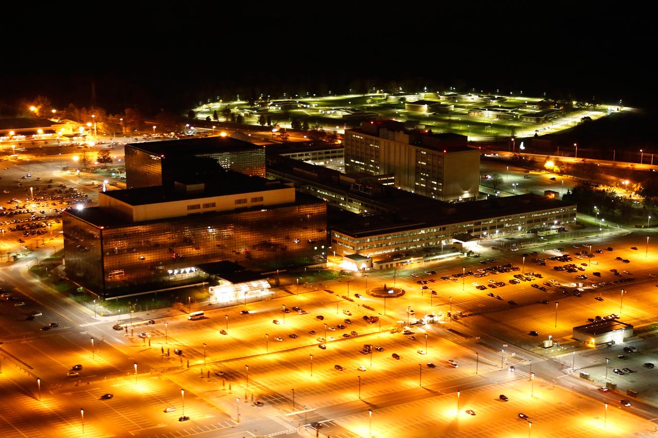 The NSA (photo by Trevor Paglen)