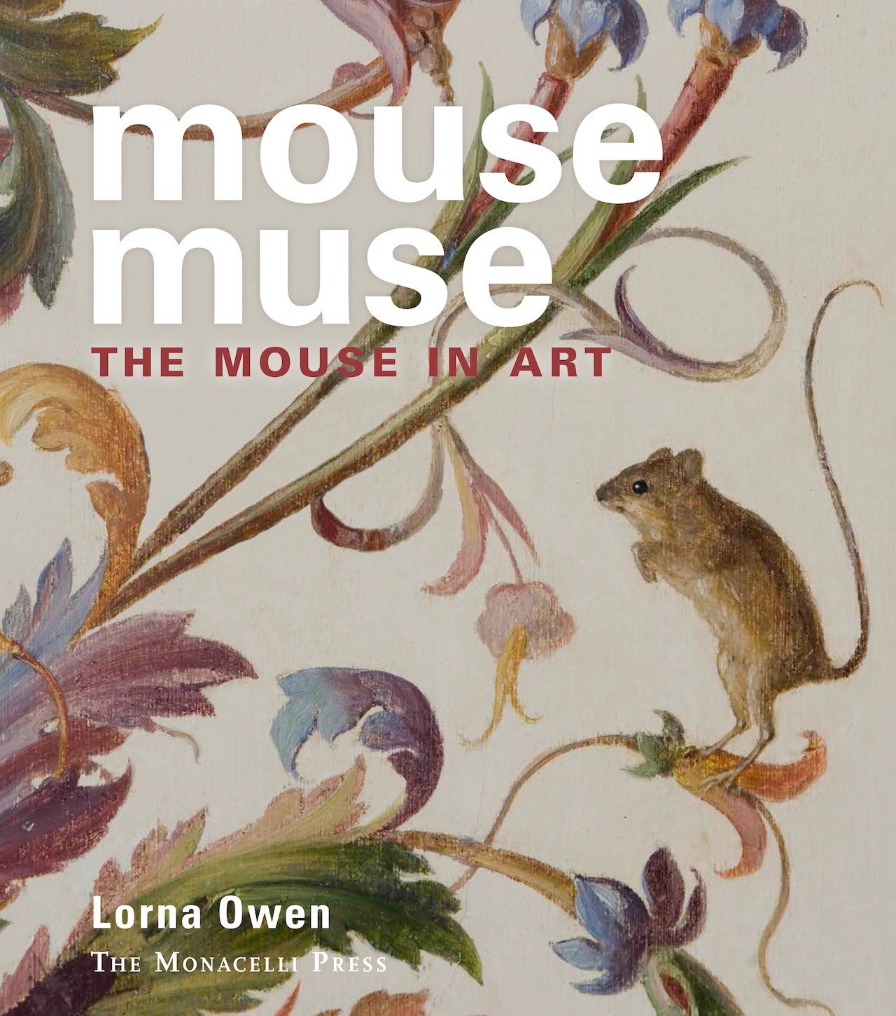 """Cover of """"Mouse Muse"""" (courtesy the Monacelli Press)"""