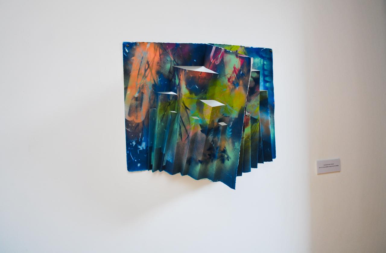 """Christine Nguyen, """"Fractal,"""" (2013)"""