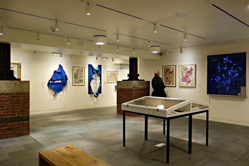 'Mapping Brooklyn' at the Brooklyn Historical Society