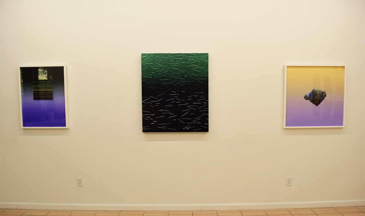 'Second Nature' installation view