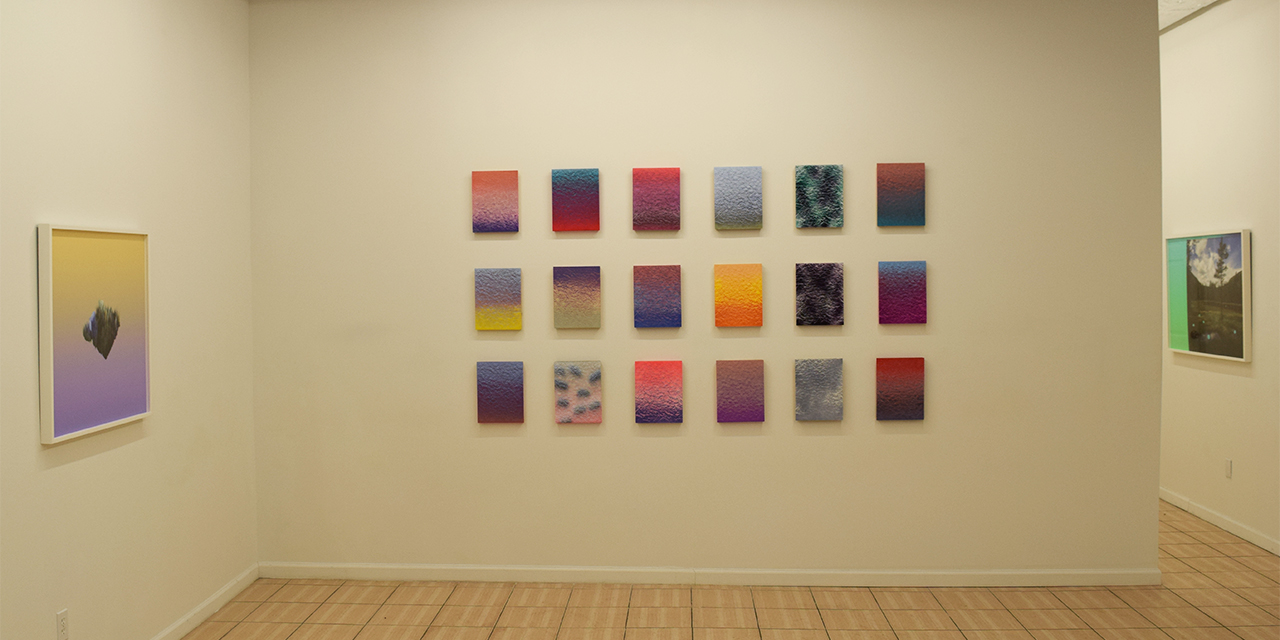 'Second Nature' installation view (all photos by the author for Hyperallergic)