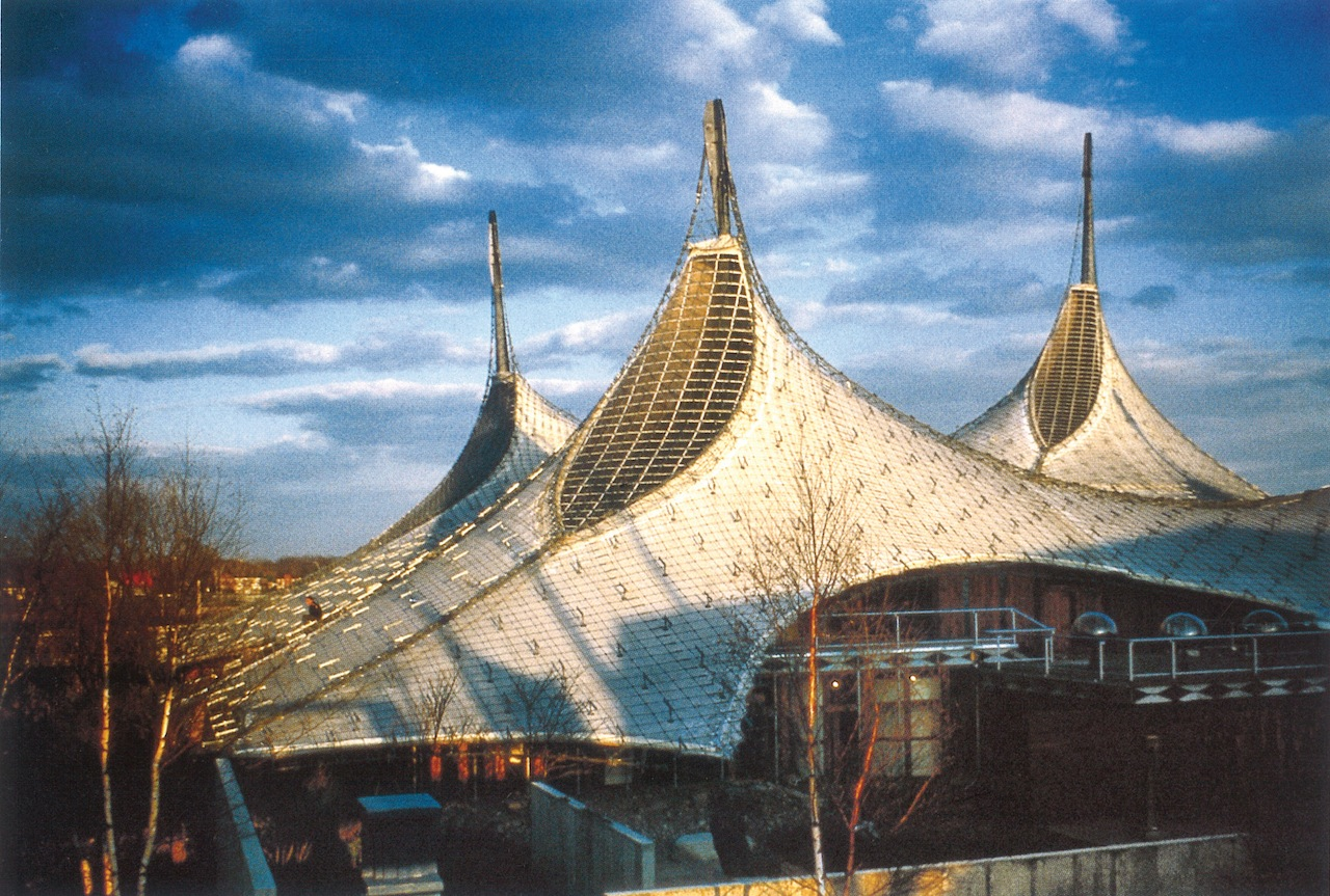 The 1967 International and Universal Exposition or Expo 67, 1967, Montreal, Canada  Photo © Atelier Frei Otto Warmbronn