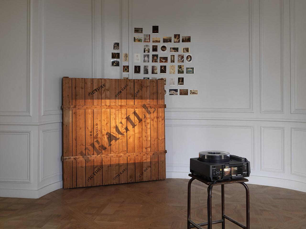 Installation view of Musée d'Art Moderne - Département des Aigles 3