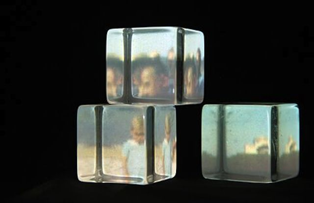 """Andrea Wolf, """"Unsolicited Memories; Archival Exercises"""" (2014)."""