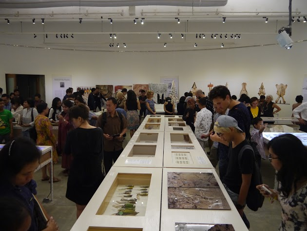 Opening of exhibition, (photo by Sonja Dahl), all photographs courtesy the interviewees.
