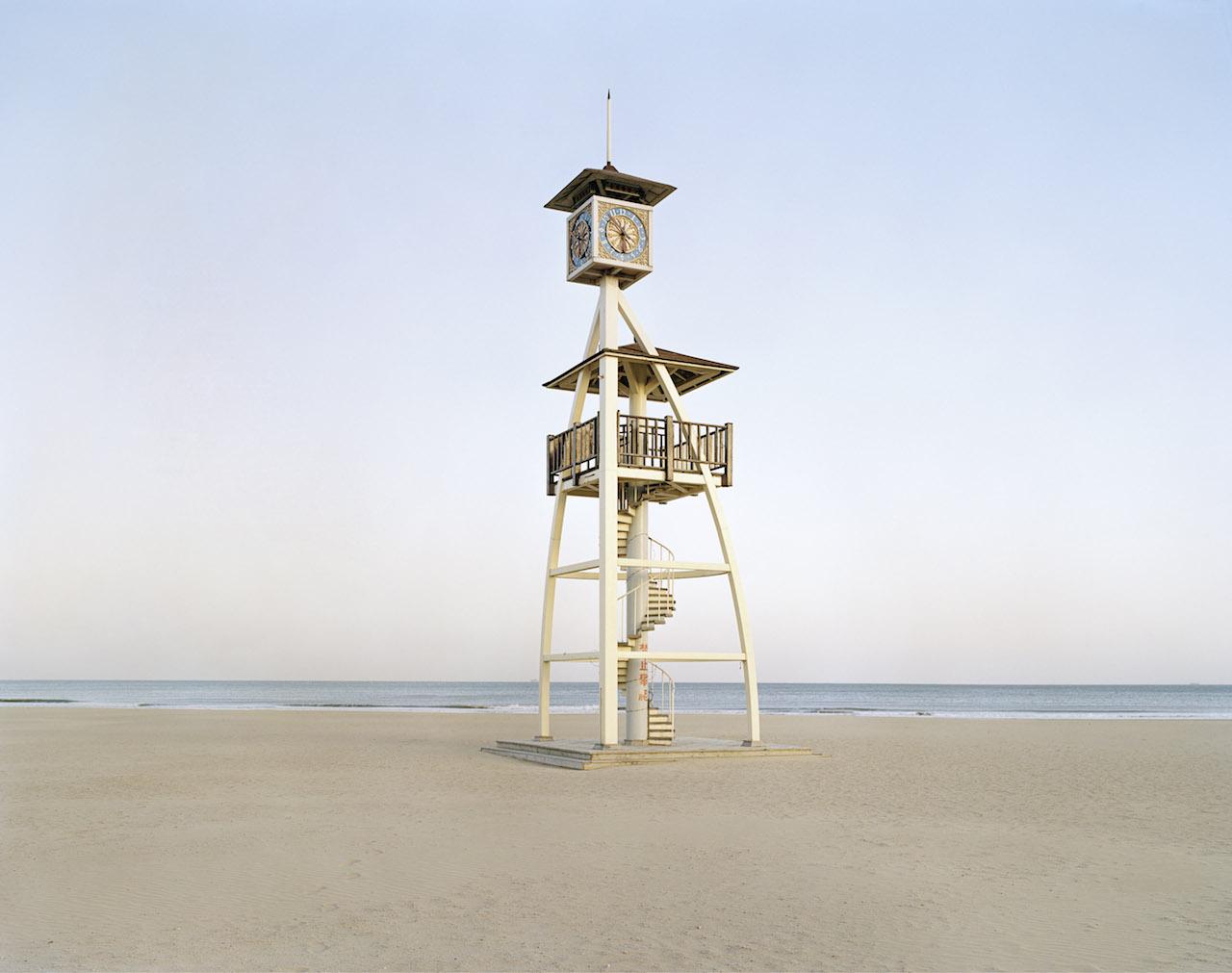 Shilaoren Bathing Beach-Qingdao in 'Stefano Cerio: Chinese Fun'