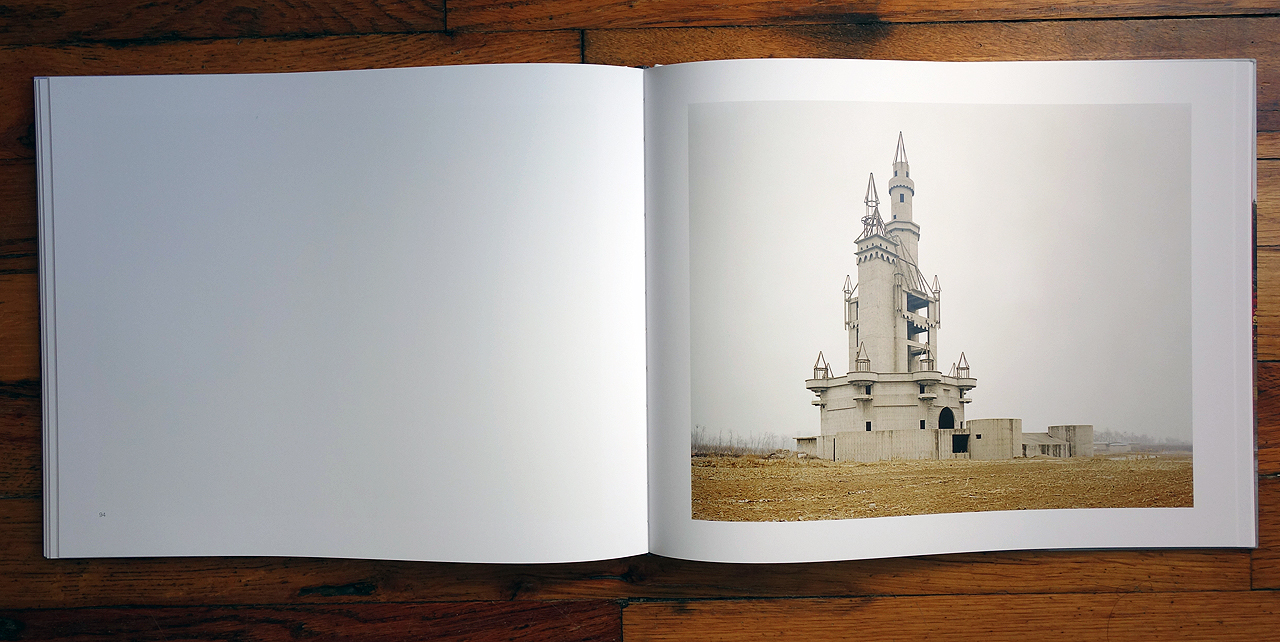 Pages from 'Chinese Fun' (photo of the book for Hyperallergic)