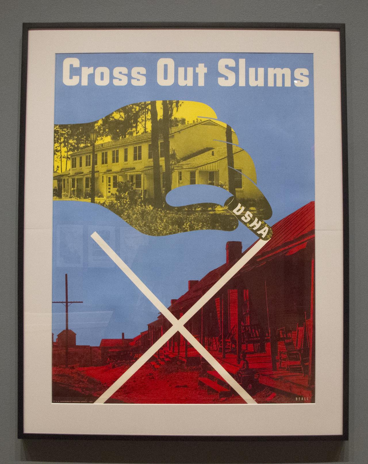 Cross out slums