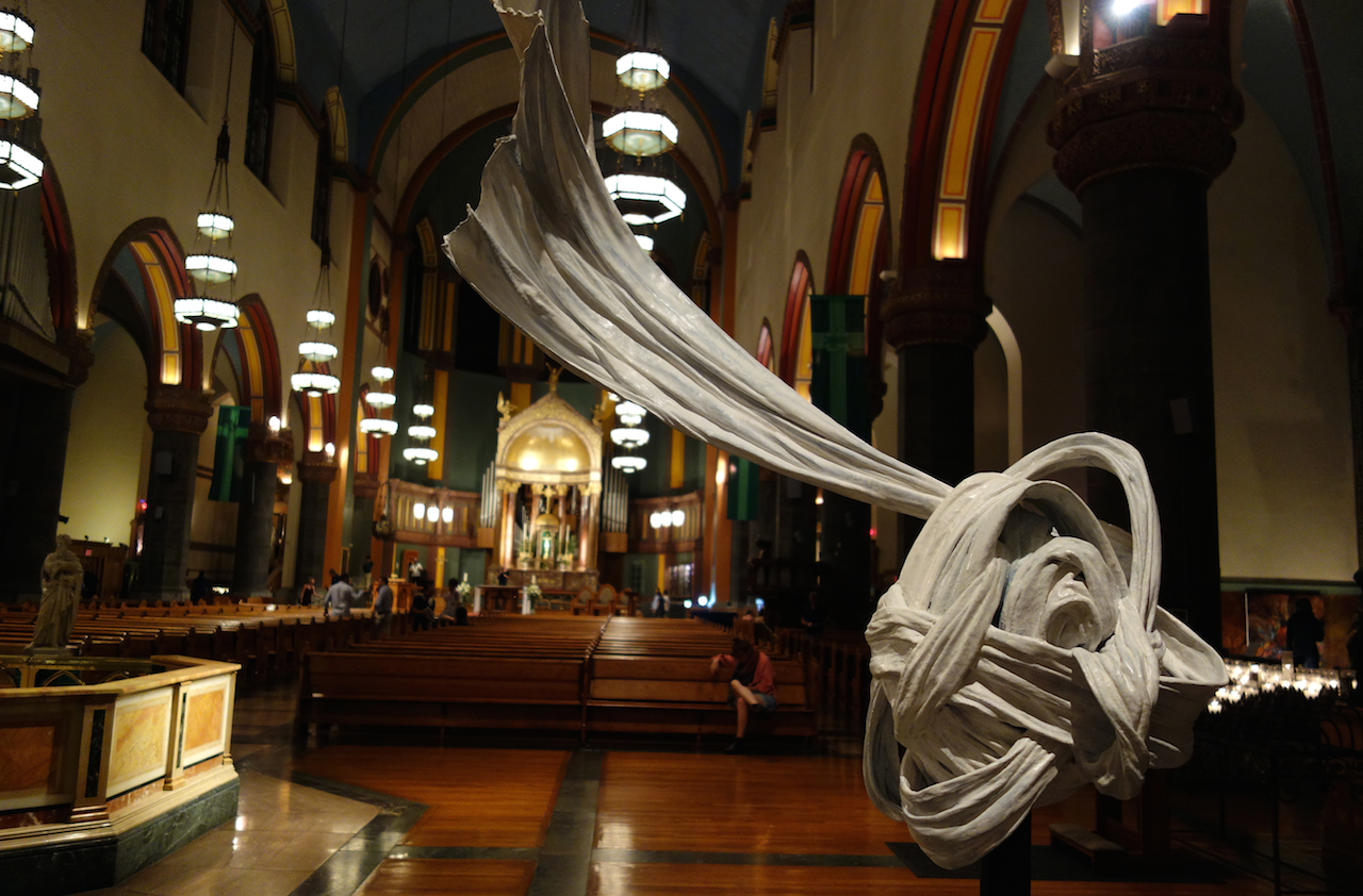 'On the Inner and Outer Self' at the Church of St. Paul the Apostle