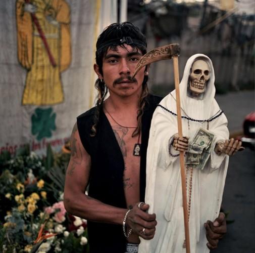 Still from 'La Santa Muerte' (image via green-wood.com)