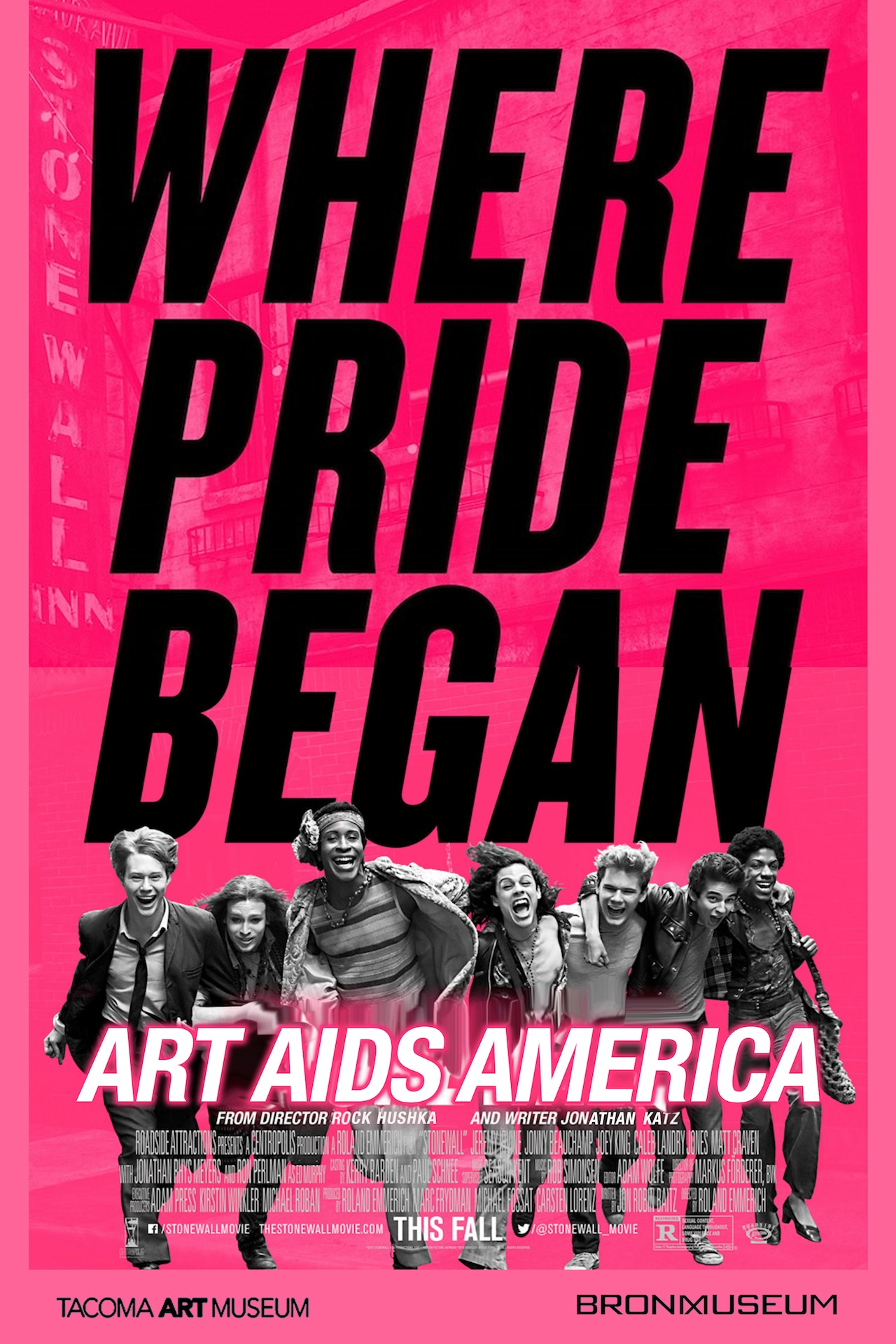 """Christopher Jordan, """"Where Pride Began"""" (2015) (courtesy of Tacoma Action Collective) (click to enlarge)"""