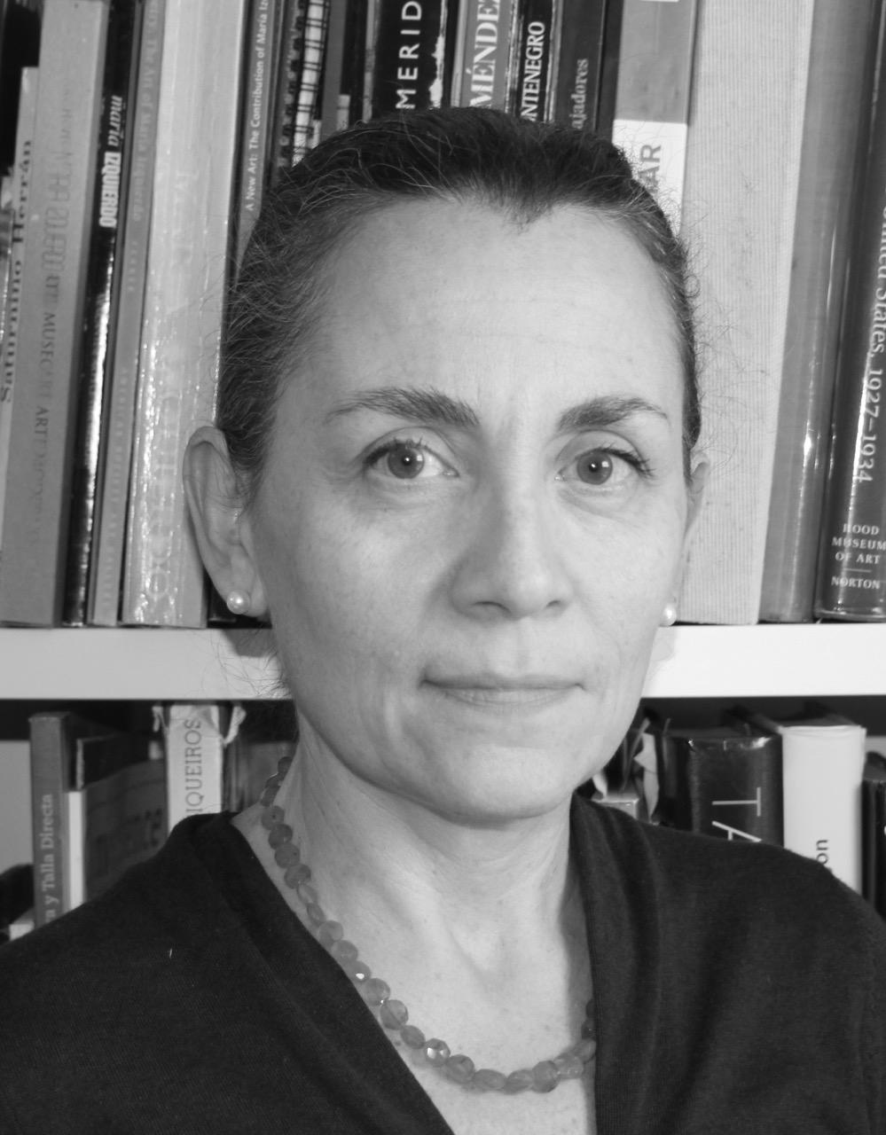 Dr. Adriana Zavala, associate professor of art history, and director of the Latino Studies program at Tufts University (photo courtesy of Dr. Zavala)