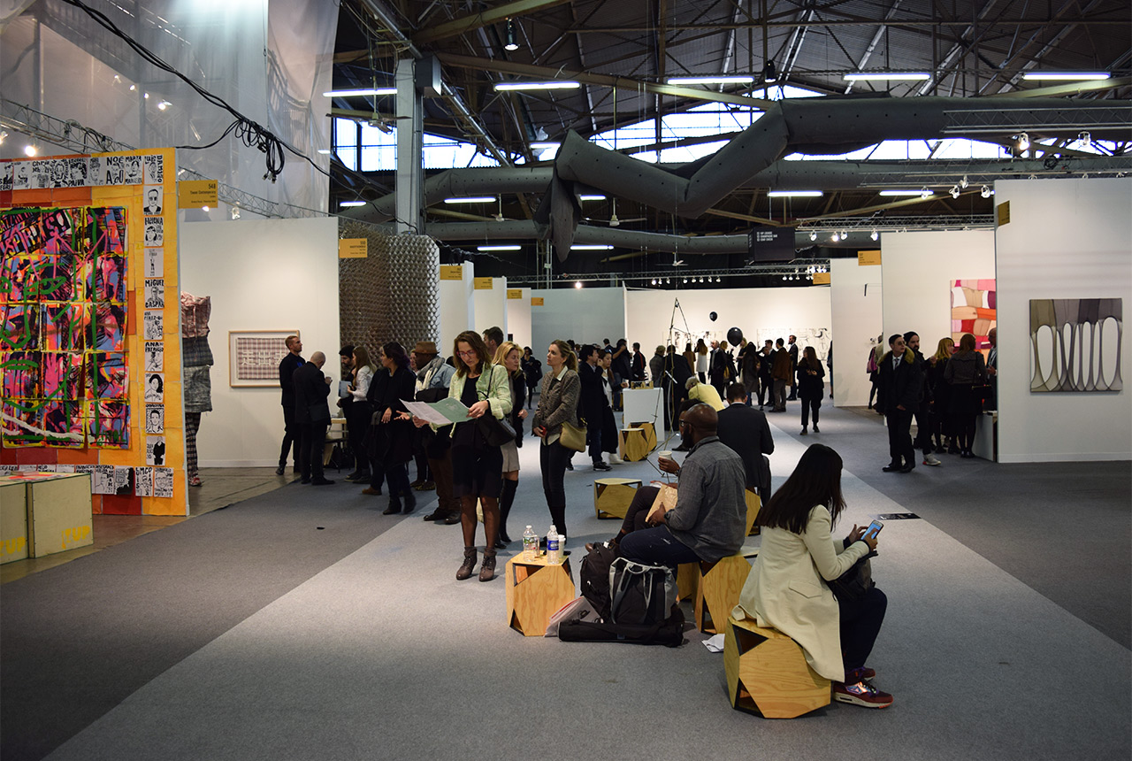 """The """"Armory Focus: African Perspectives"""" section of the 2016 Armory Show"""