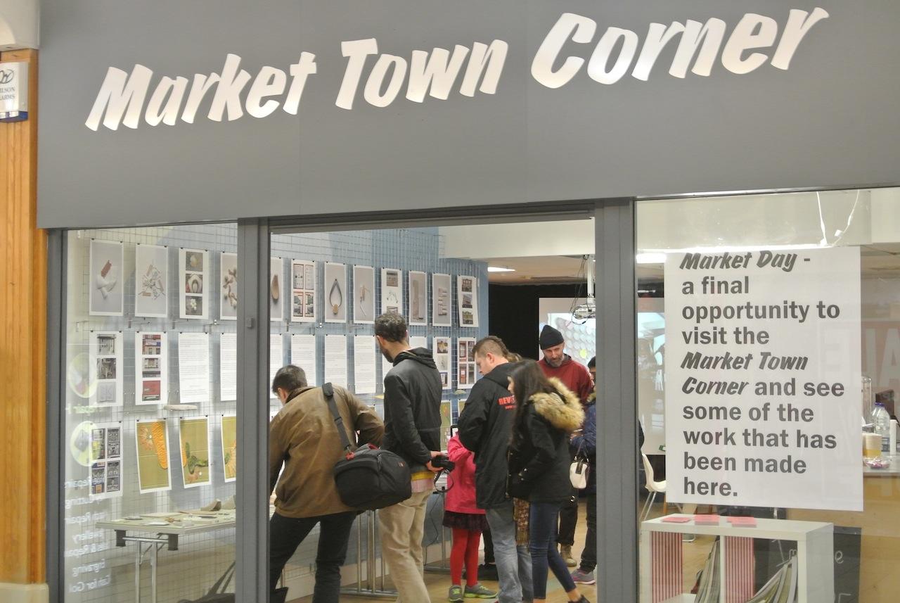 Market Town Corner in Carrilon Shopping Centre