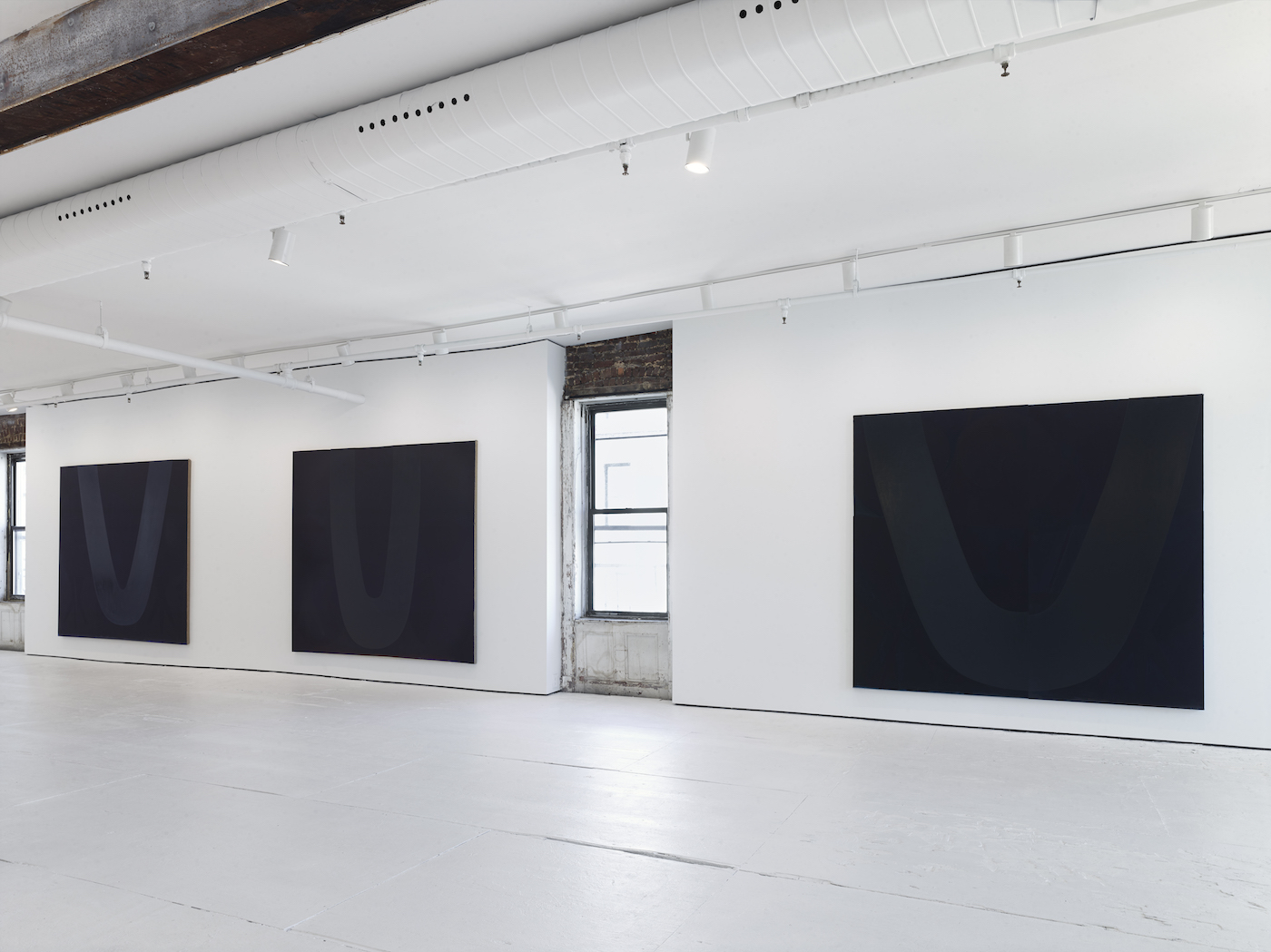Installation view of Nathlie Provosty's (the third ear) (courtesy Nathalie Karg Gallery)