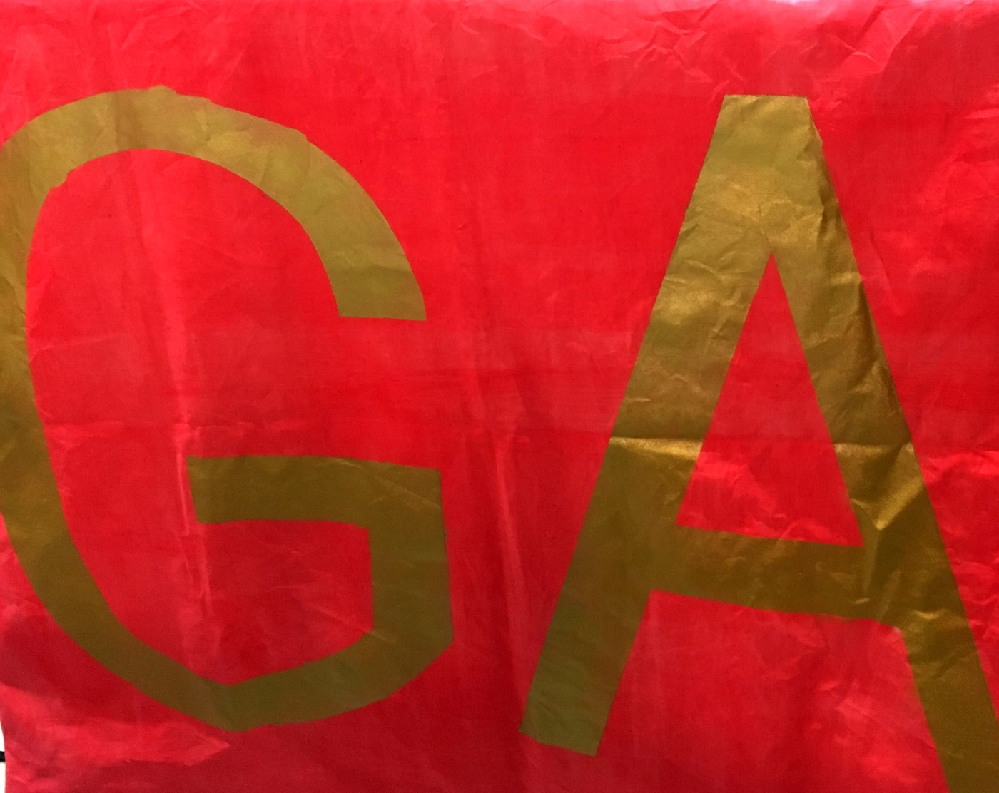 The Gentrifiers Anonymous flag