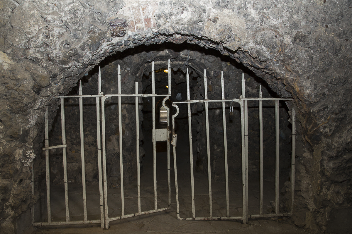 Pope's Grotto