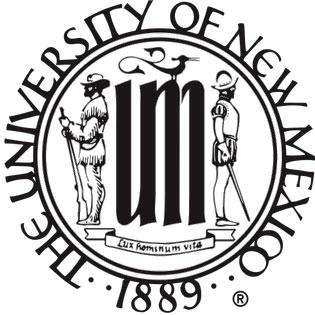 The University of New Mexico seal (image via Wikipedia)