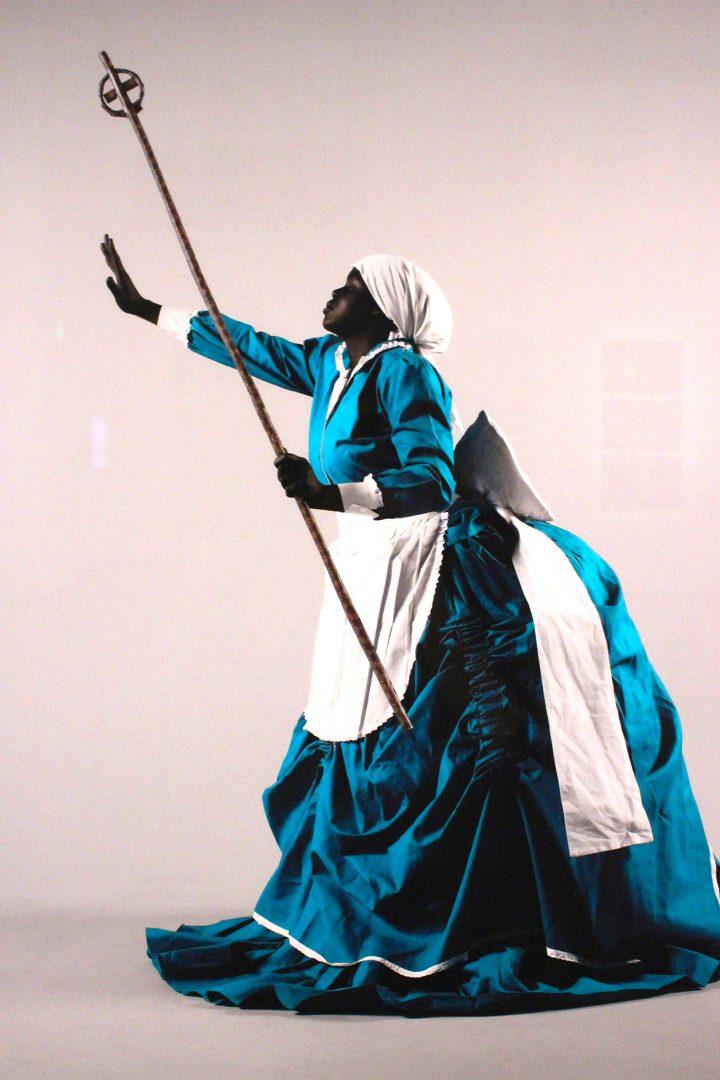 Mary Sibande, I Put a Spell on Me, 2009 Digital Print on cotton rag