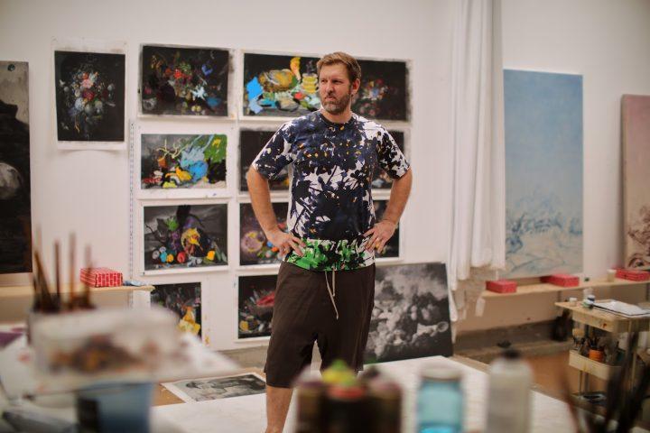 Marc Horowitz (photo by Stefan Simchowitz)