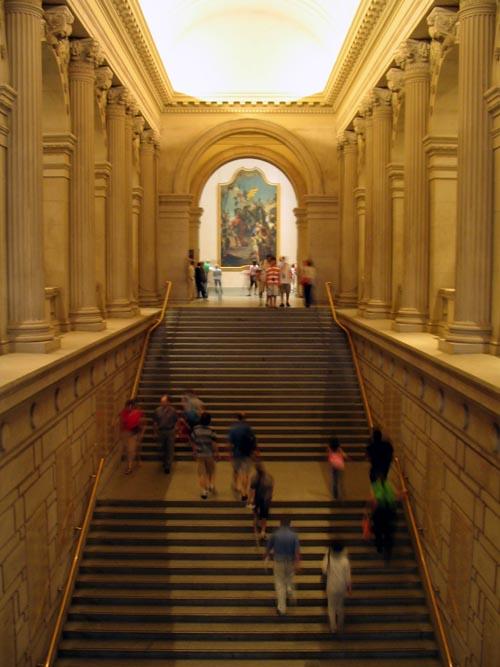 Exalting Stairs