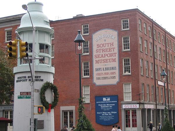NYCs Seaport Museum Lays Off Staff Closes 19th C Design Treasure Trove
