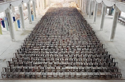1001 Chairs Protest For Ai Weiwei This Weekend