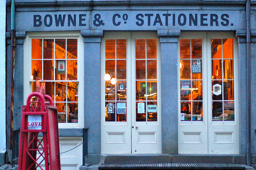Save Seaport Museums Bowne Amp Co Printing Studio
