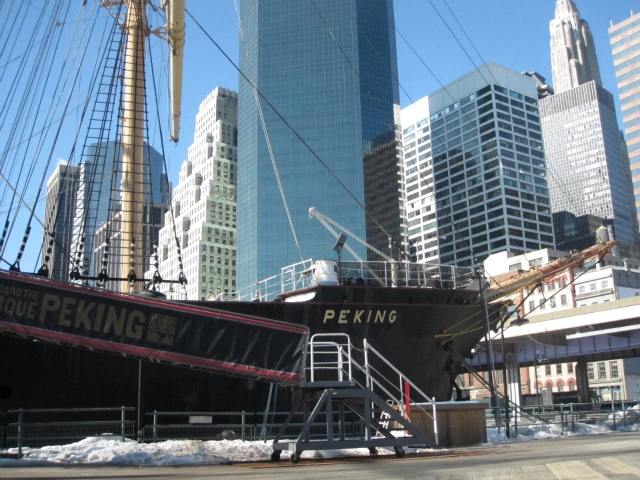 NYCs Seaport Museum Will Stay Afloat With New Board Land Sale