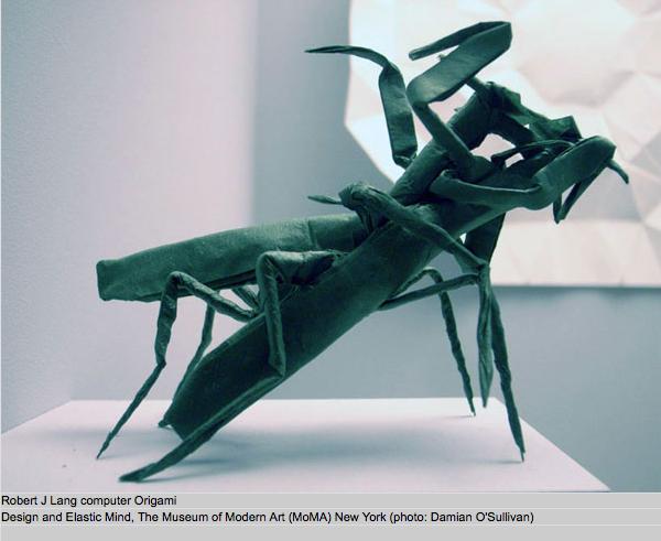 TreeMaker  Robert J Lang Origami