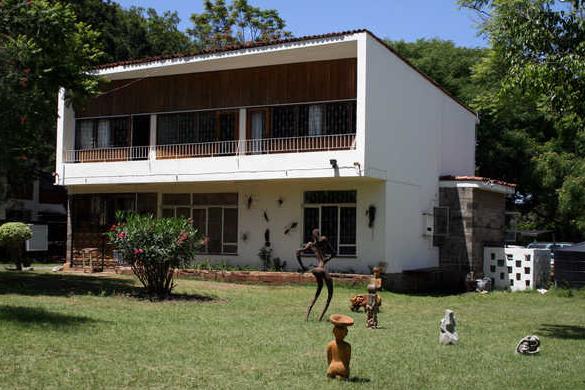 Kuona Trust in Nairobi Kenya. (Image courtesy Kuona Trust)