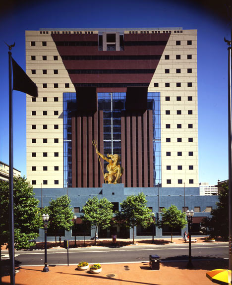 Postmodernist Architecture Becomes History