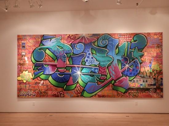 Graffiti presentation