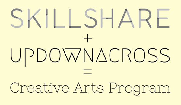 Skillshare Goes Artsy, Art Classes Galore