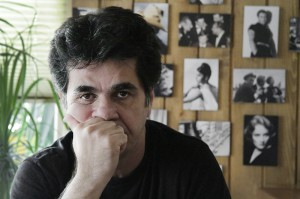 Filmmaker Jafar Panahi shot his latest film entirely on iPhones. Image from http://www.thisisnotafilm.net.