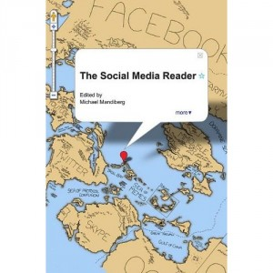 The cover for The Social Media Reader places it squarely in a fictitious map of Troll Bay, in the island of Stumbleupon.