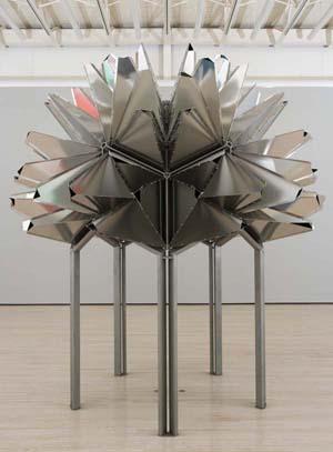 """Olafur Eliasson, """"Flower observatory"""""""