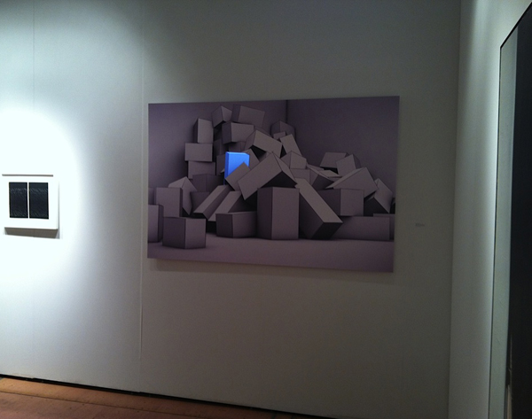 Joanie Lemercier installation